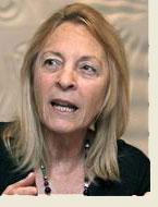 Soledad Puértolas, única candidata al sillón g de la RAE Puertolas